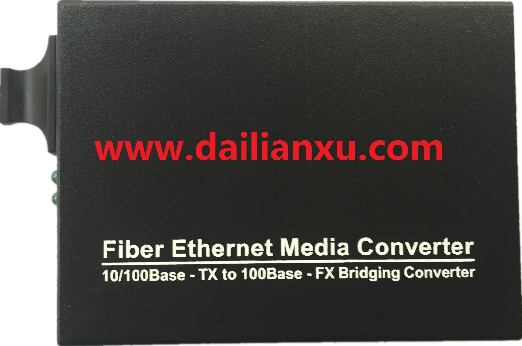 DLX-850 Series 10/100M Fast Fiber Media Converter  IP camera fiber transmitter and receiver