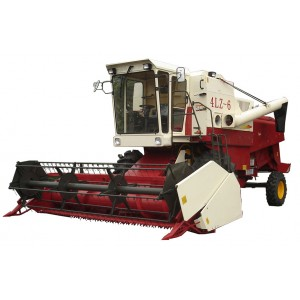 Combine Harvester With Cutting Width 4.6 M CE Approved