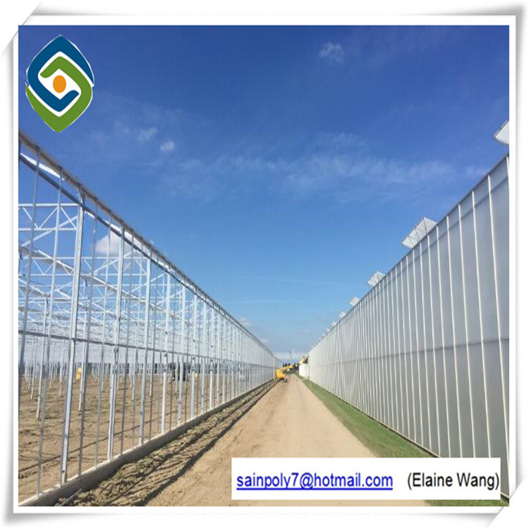 Aluminium Frame PC Sheets PC Greenhouse