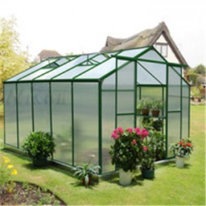 Sunroom Polycarbonate Greenhouse